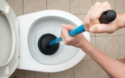 Comment déboucher soi-même ses toilettes ?