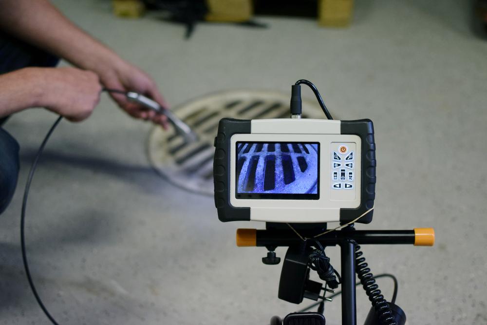 Débouchage et inspection vidéo