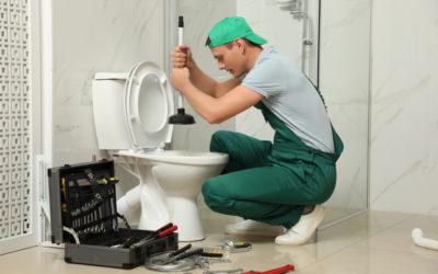 WC bouché? 5 Astuces simples pour déboucher vos WC